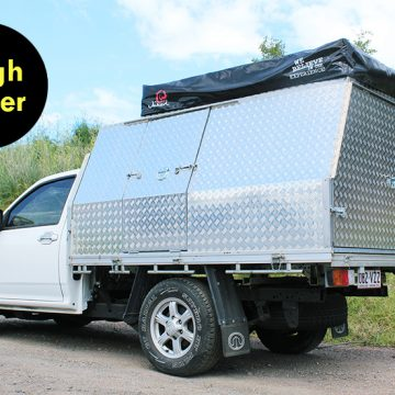4WD Cabin King 2-Sleeper